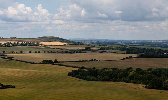 en qué consistió la revolución agraria británica