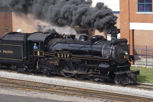 Qué importancia tuvo el Ferrocarril en la Revolución Industrial
