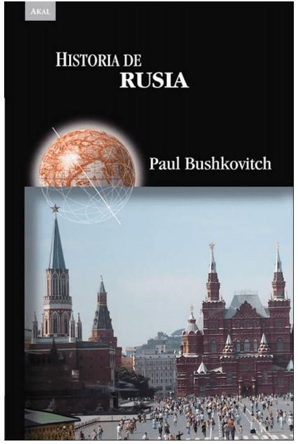 Historia de Rusia - Paul Bushkovitch
